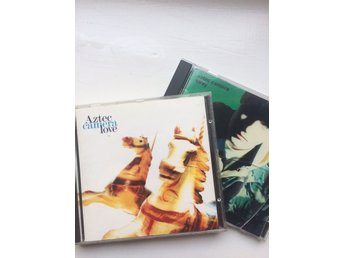 Aztec Camera - Love & Stray - 2 CD