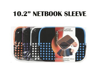 "10.2"" Neoprene Laptop Notebook Netbook Protective Sleeves Cover Cases Padded"
