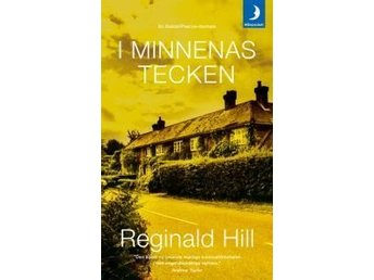 LJUDBOK - I MINNENAS TECKEN - REGINALD HILL - CD