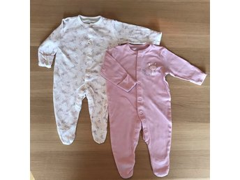 2 st pyjamas Early Days strl 62