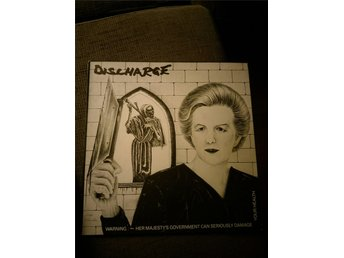 EP-Discharge Warning: Her Majesty´s Government Can Seriously Damage Your Health