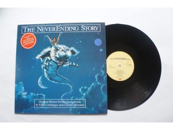 ** Giorgio Moroder and Klaus Doldinger ‎– The Never Ending Story  **