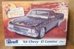 Revell Monogram 1/25 - 1966 Chevy El Camino 2 in 1