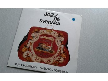 Jan Johansson - Jazz på svenska LP (Georg Riedel)