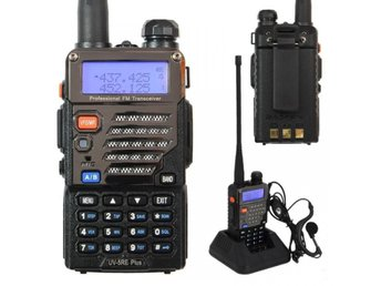2ST Baofeng UV-5RE VHF / UHF 136-174 / 400-520MHz walkie talkie DUAL-BAND