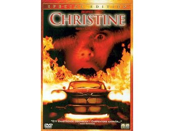 CHRISTINE - SPECIAL EDITION - Svensk Text