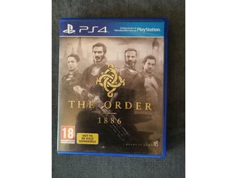 THE ORDER - PLAYSTATION 4 PS4