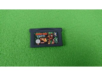 Donkey Kong Country Kassett Gameboy Advance GBA Warioland
