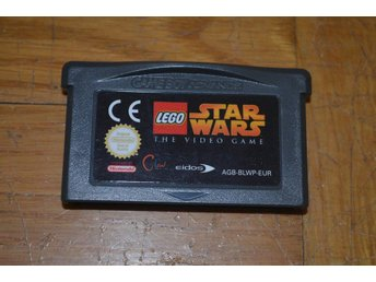 Lego Star Wars - The Video Game - Gameboy Advance