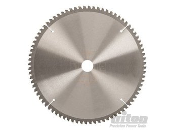 "Triton TCT Circular Saw Blade 300mm x 30mm 60T 12"" For plunge table"