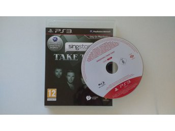 PlayStation 3/PS3: Singstar: Take That