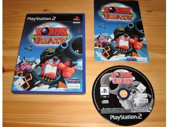 PS2: Worms Blast