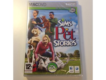 The Sims Pet Stories för Apple Mac - helt nytt, oanvänt, inplastat