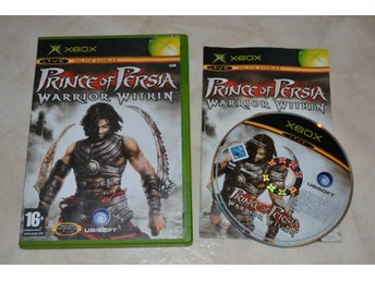 Prince of Persia: Warrior Within XBOX Komplett Fint Skick