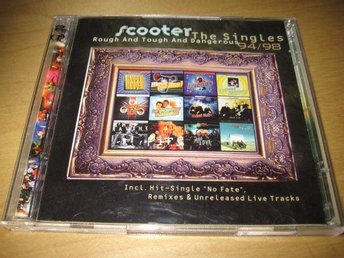 SCOOTER - THE SINGLES 94/98. DUBBEL-CD!