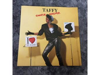 "TAFFY - ONCE MORE. (7"")"