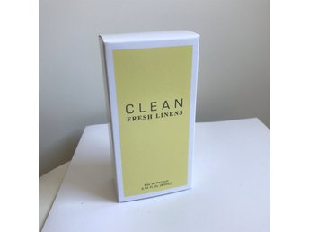 CLEAN Fresh Linens EdP 60 ml ny oanvänd