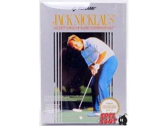 Jack Nicklaus Golf (inkl. Skyddsbox & Fransk Version)