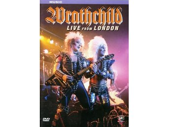 Wrathchild: Live from London (DVD)