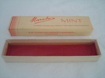 MARABOU MINT ASK - TABLETTER CHOKLAD