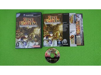 Fire Emblem Path of Radiance KOMPLETT Nintendo Game Cube gamecube