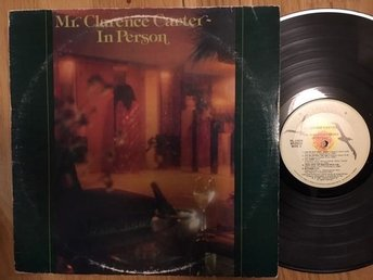 Mr. Clarence Carter - In Person