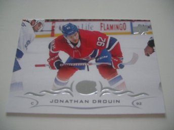 UD Series One 18/19 #98 Jonathan Drouin - Montreal Canadiens