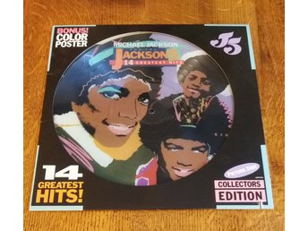 Michael Jackson / 14 Greatest Hits