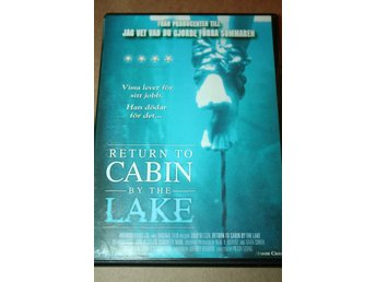 Return to Cabin by the Lake (DVD)