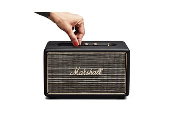 Marshall Acton Bluetooth Black högtalare