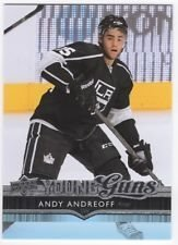 Upper Deck- Young Guns- Andy Andreoff