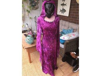 Halloween klänning, handsydd, alv, (369030999) ᐈ Köp på Tradera