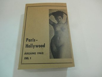 Paris-Hollywood årgång 1962 DEL 1