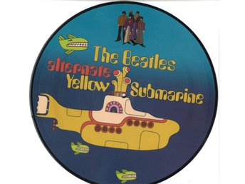 Bild LP Beatles - Alternate Yellow Submarine