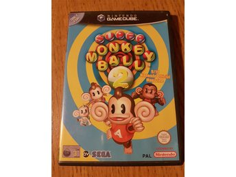 Super Monkey Ball 2, Nintendo Gamecube spel