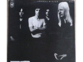 Johnny Winter And titel*Johnny Winter And* Blues Rock UK LP - Hägersten - Johnny Winter And titel*Johnny Winter And* Blues Rock UK LP - Hägersten