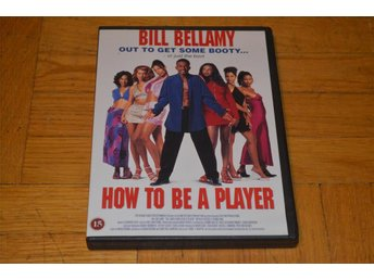 How To Be A Player ( Bill Bellamy Bearnie Mac ) 1997 - DVD