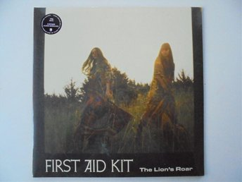 VINYL LP. FIRST AID KIT   THE LION'S ROAR
