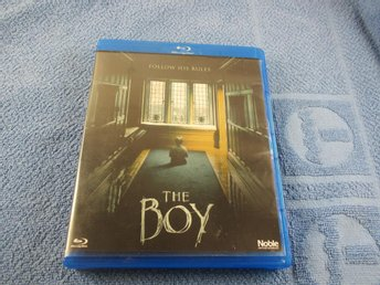THE BOY - BLU RAY - SVENSK TEXT