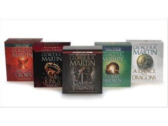 George R. R. Martin: Song of Ice and Fire Audiobook Bundle: A Game of Thrones