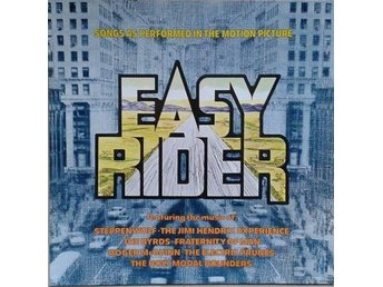 Various title* Easy Rider, Songs As Performed In The Motion Picture*Rock, Psych