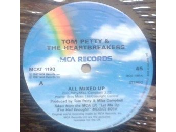 "Tom Petty & The Heartbreakers title* All Mixed Up* Rock  12"" UK"