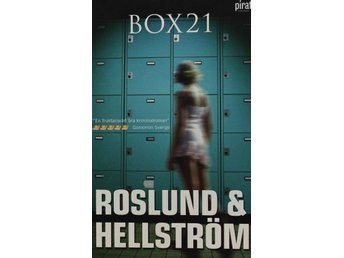Box 21, Anders Roslund (Pocket)