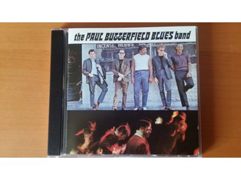 The Paul Butterfield Blues Band. S/T. Cd i nyskick.