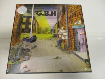 G.B.H (LP) - City Baby Attacked By Rats - Ospelad!