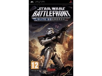 PSP - Star Wars Battlefront: Elite Squadron (Beg)