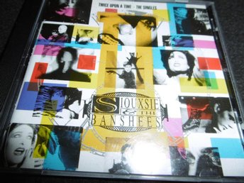 Siouxsie & The Banshees - Twice upon a time: Singles-CD-1992