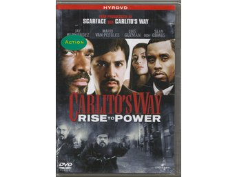 CARLITO'S WAY - Rise To Power - DVD (INPLASTAD)