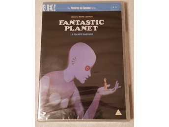 Fantastic Planet - Masters of Cinema #34