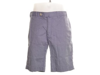 Hackett London, Shorts, Strl: 50, Blå/Vit